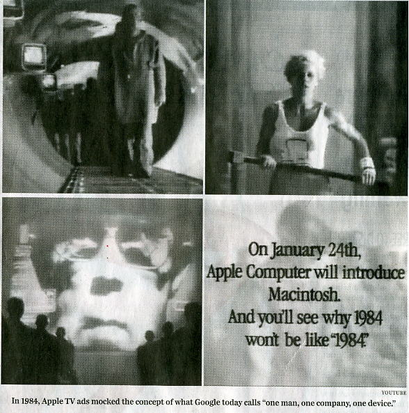 1984 Apple Ad