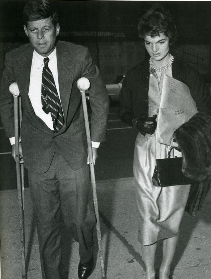 JFK Crutches
