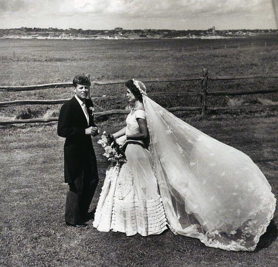 JFK/JackieMarried