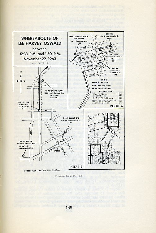 Jfk Oswald Superman Magic Route