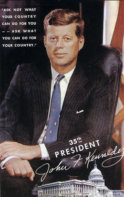 JFK Ask Not