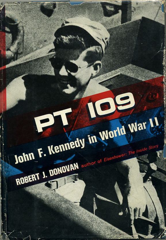 PT109 Book Cover