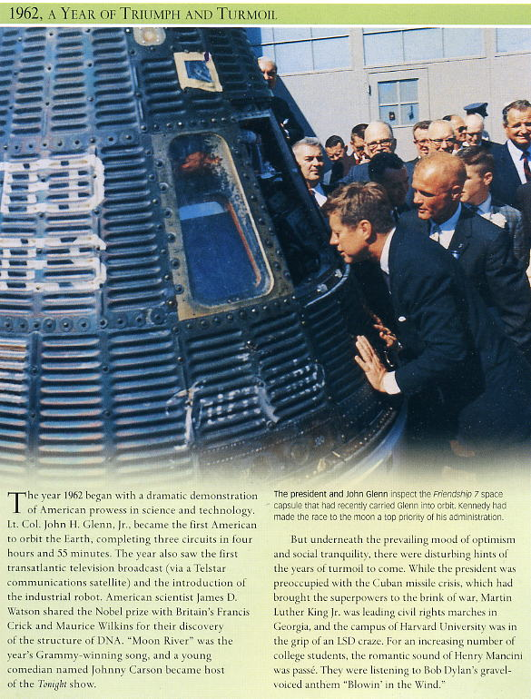 JFK Space Text