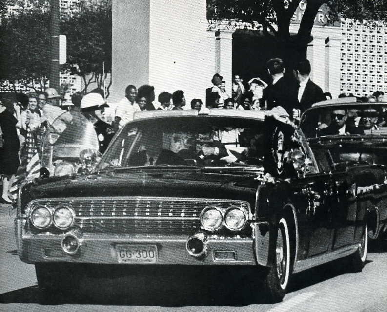 JFK Car & Oswald Door