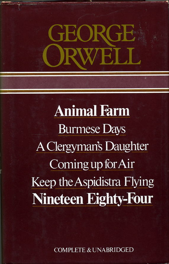 a collection of essays george orwell review Brothersjuddcom reviews george orwell's a collection of essays - grade: a.