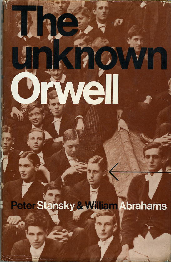 Orwell Unknown Bk