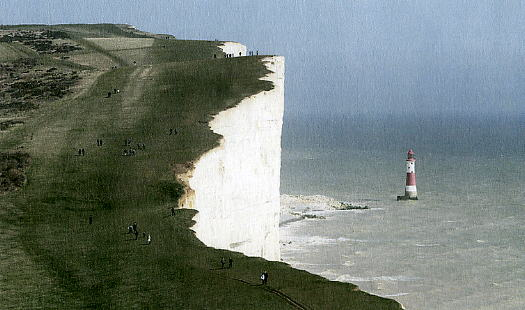 BeachyHeadLightHouse