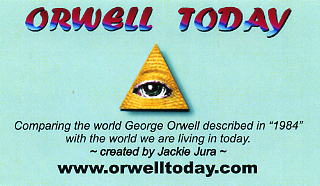 Orwell Today Card