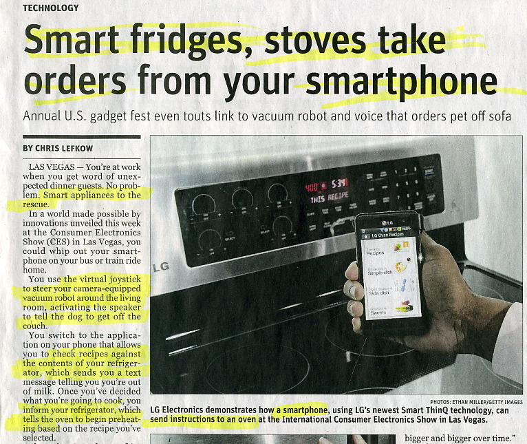 SmartAppliances
